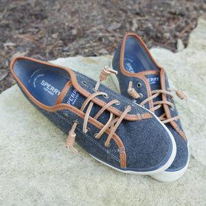 Sperry | boat shoe | Pier View | wool